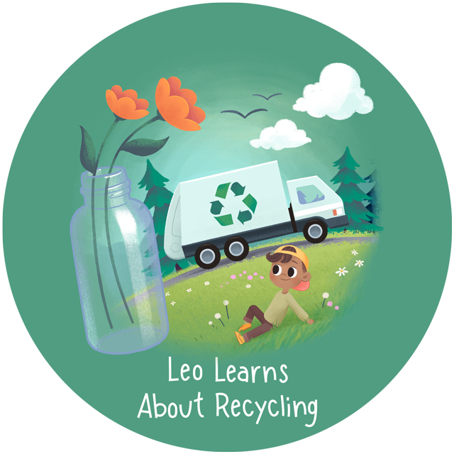 Leo Learns About Recycling