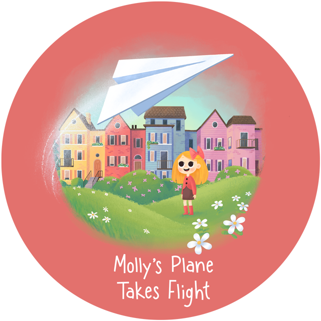Molly's Plane Takes Flight