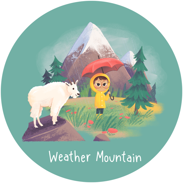 Wonder Bunch Weather Mountain