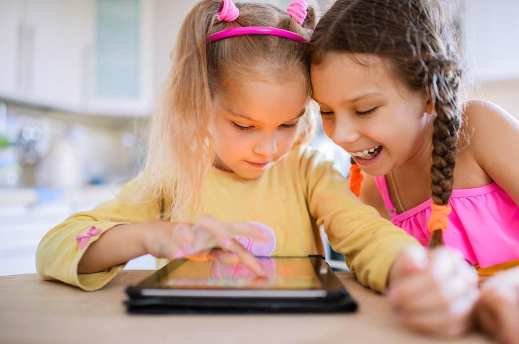Apps to Develop Children's Skills