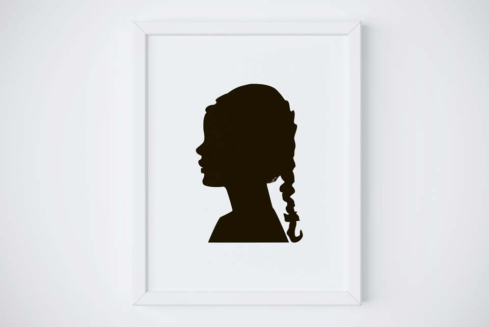 DIY Silhouette Project