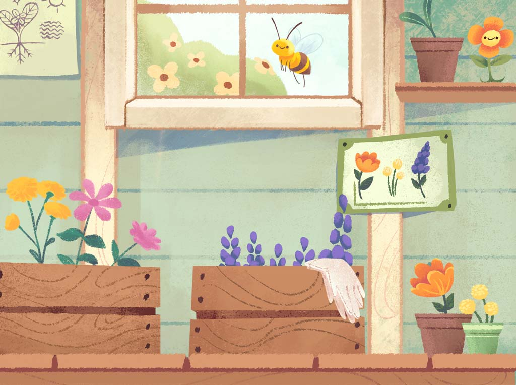 Indoor Garden Tips for Your Little Growers